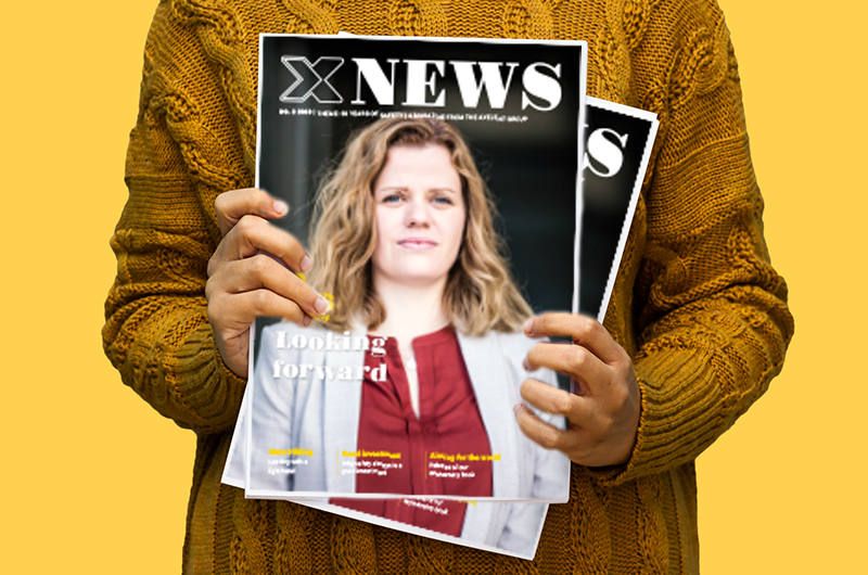 X News No.2 New Issue 800X530)