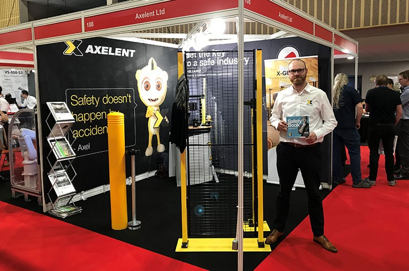 Axelent at Robotics and Automation 2018
