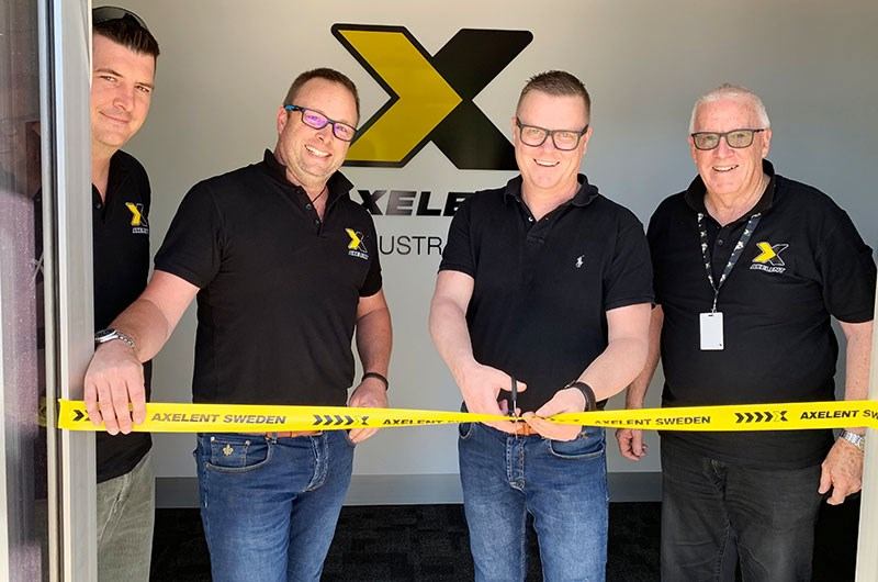 New Premises At Axelent Australia